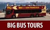 Big Bus sightseeing San Francisco